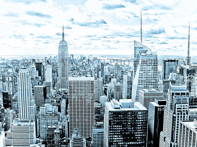 Blue York City